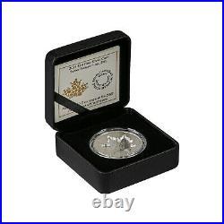 2021 Canada Super Incuse 1oz Silver Maple Leaf $20