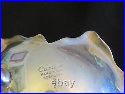 IMMACULATE Vintage Cartier Sterling Silver Maple Leaf Set (108gr Each)